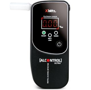 Alkomat Elektrochemiczny Xblitz Alcontrol Ultra