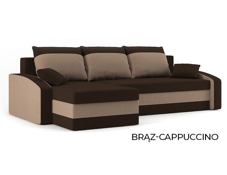 Narożnik HEWLET 1 funkcja SPANIA łóżko ROGÓWKA sofa zdjęcie 5