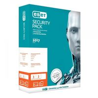 Security Pack 3Pc+ 3Sm Kon 3Y Esp-K-3Y-6D