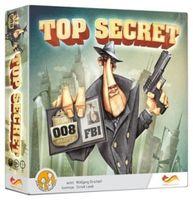 Top secret gra logiczna edukacyjna rodzinna dzieci