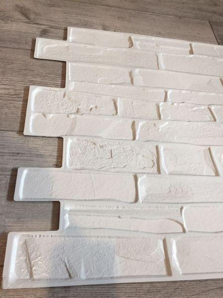 Dekoracyjne Panele ścienne Pcv 3d Naturalstone Slate Plastikowe
