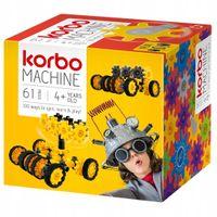 KORBO KLOCKI KONSTRUKCYJNE Machine 61 el.