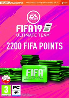 2200 Fifa 19 Ultimate Team Points - PC