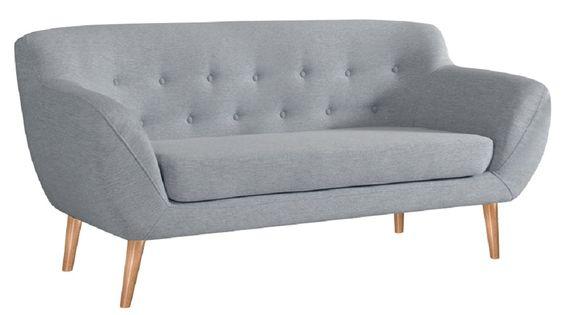 Sofa 3os styl skandynawska NOWOŚĆ