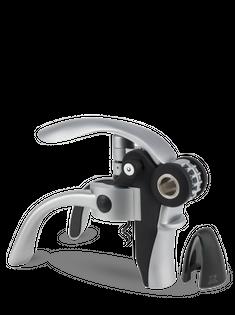 Korkociąg półautomatyczny do wina czarny Peugeot