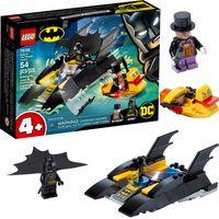 LEGO Super Heroes Pościg Batłodzią za Pingwinem 76158