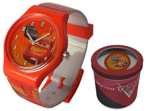 Zegarek dziecięcy Cars Auta Licencja Disney (50582) na Arena.pl