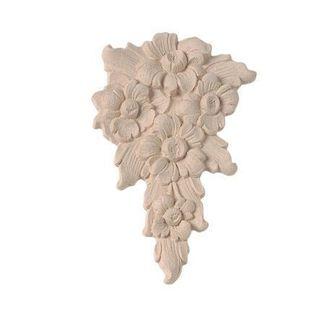 Ornament 560312 z pyłu drzewnego Materiał - Pył drzewny