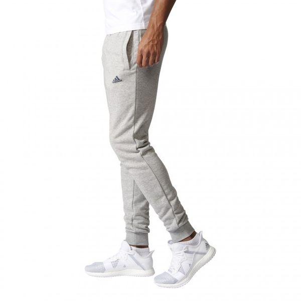 4b81dc4a81b77a ADIDAS Slim Spodnie Dresowe MĘSKIE Dresy Bawełniane Joggery Tu XL zdjęcie 3