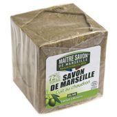 Mydło marsylskie oliwkowe 500 g - Maître Savon