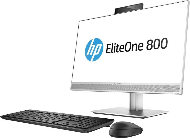 AiO HP EliteOne 800 G5 24 FullHD IPS Intel Core i7-9700 8-rdzeni 16GB DDR4 512GB SSD NVMe Windows 10 Pro +klawiatura i mysz na Arena.pl