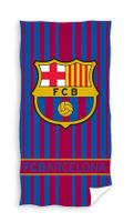 Ręcznik dziecięcy 70x140 Kąpielowy Plażowy FC Barcelona Barca Logo