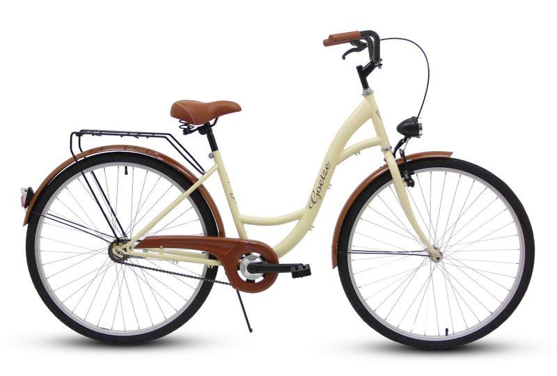 Damski rower miejski GOETZE 28 ECO stylowa damka!!! zdjęcie 1