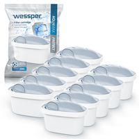 Wessper Aquamax Protect filtr do twardej wody do Brita Dafi - 10 sztuk