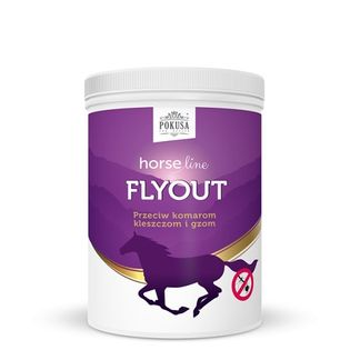 Suplement na owady HORSE LINE Flyout 700g