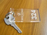 numerki do szatni breloki do kluczy hotelowych