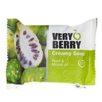 Very Berry Kremowe mydło Morwa Indyjska Noni i olejek Monoi - 100 g
