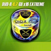 DVD-R EXTREME 16x 4,7GB (Cake 50)