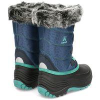 Kamik Snowgypsy3 - Śniegowce Dziecięce - NF8139C NAV 27