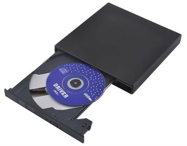 Zewnętrzny napęd CD-R/RW/DVD-ROM USB nagrywarka CD zdjęcie 11
