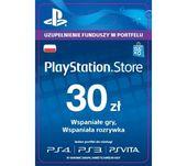 Sony PlayStation Network 30zł