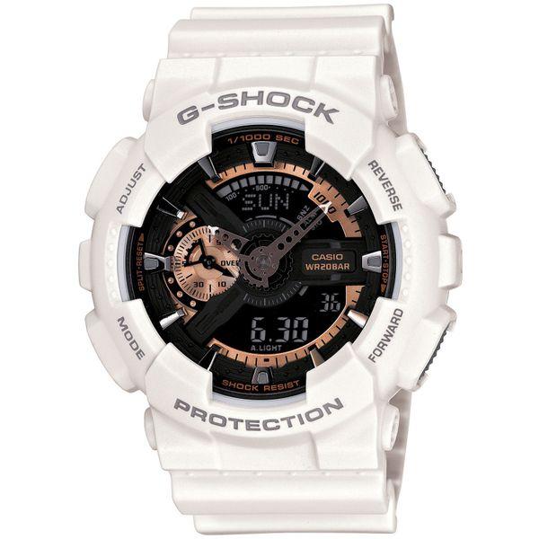 Zegarek męski Casio G-SHOCK STRIKE GA-110RG-7AER zdjęcie 3