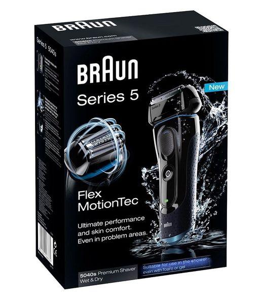 Braun Golarka Series 5 5040s Wet&Dry Flex zdjęcie 1