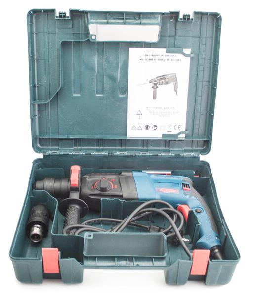 MŁOTOWIERTARAK EUROTEC 2400W SDS+ AKCESORIA zdjęcie 2
