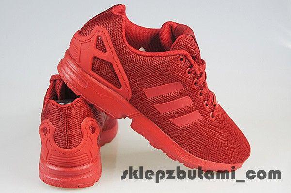 sklep internetowy nowy wygląd buty do biegania ADIDAS ZX FLUX S32278 Adidas men - 42 EU | 26,5 cm