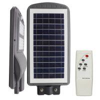 Lampa uliczna LED 20W SMD Solarna PIR + Pilot