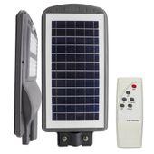 Lampa uliczna Solarna LED 20W + PILOT