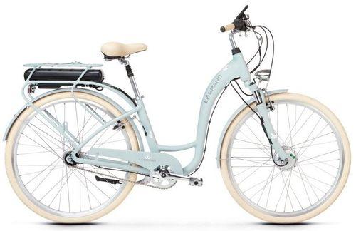 """Le Grand eLILLE 2 D 28 L(19"""") szar-ziel - biał mat elektryczny rower elektryczny na Arena.pl"""