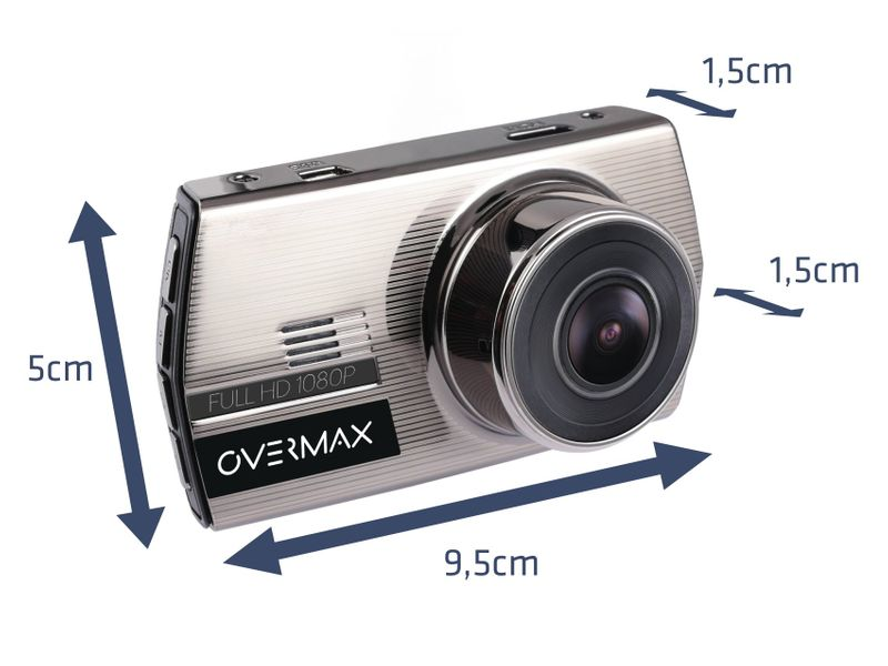 Kamera Samochodowa OVERMAX CAMROAD 4.7 FULL HD WDR zdjęcie 3