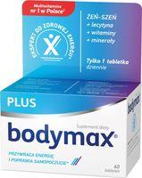 Bodymax Plus Suplement Diety 60 Tabletek