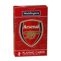 TALIA KARTY DO GRY ARSENAL FOOTBALL CLUB WADDINGTONS