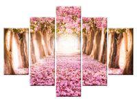 Romantyczna alejka 5H 150x105 Twoje zdjęcie GRATISY