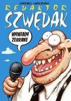 Strefa komiksu. Redaktor Szwędak: Wywiady... Ryszard Dąbrowski