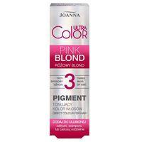 Ultra Color Pigment tonujący kolor włosów Różowy Blond 100ml