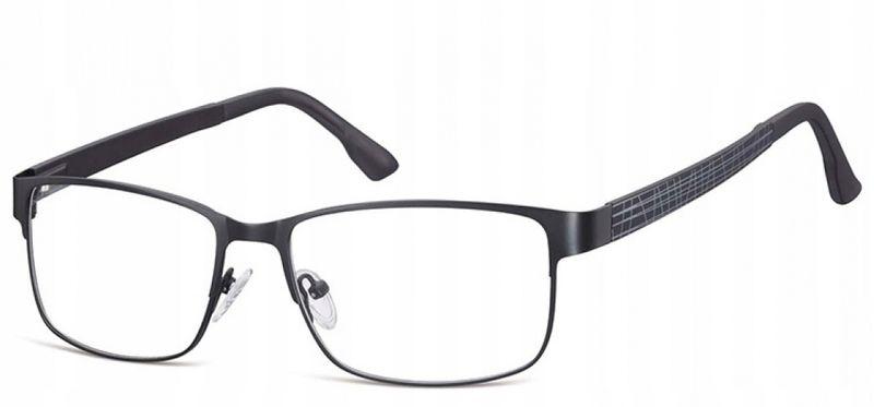 Oprawki okularowe stalowe damskie korekcyjne zerów zdjęcie 6