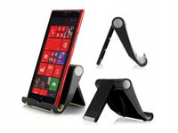 Uchwyt podstawka stojak biurowy na telefon tablet