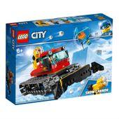 LEGO City  Pług gąsienicowy 60222