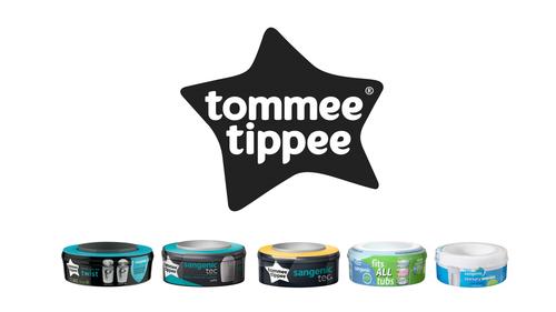 Wkład  do Tommee Tippee Sangenic, Sangenic TEC, Twist & Click 9-Pak na Arena.pl
