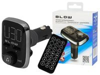 Transmiter FM Blow Bluetooth ładowarka 2,4A 74-147#