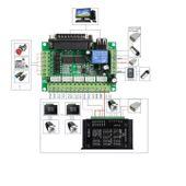 Płyta Główna Sterownik LPT MACH3 CNC 5 OSI