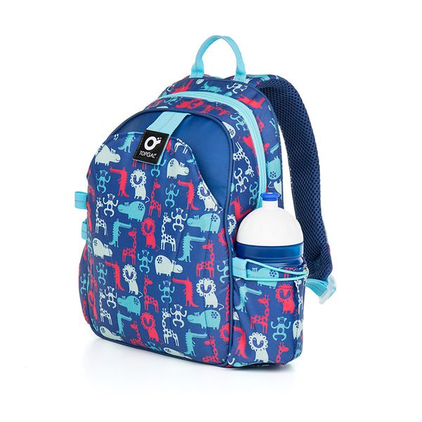 Plecak przedszkolny dla chłopca, zwierzątka CHI 839 zdjęcie 7