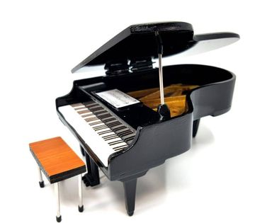 Mini fortepian MIN-0139, skala 1:10