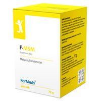 ForMeds F- MSM SIARKA organiczna STAWY chrząstka