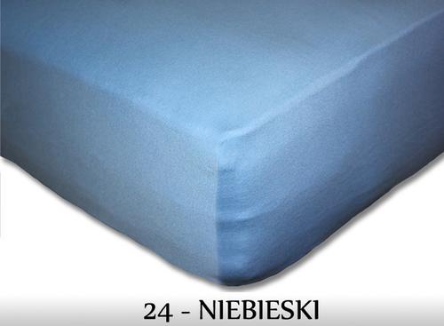 PRZEŚCIERADŁO JERSEY 200x220 Z GUMKĄ GRUBE POLSKIE na Arena.pl
