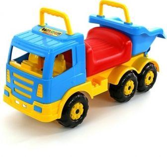 Wader 6614 jeździk pchacz ciężarówka wywrotka auto