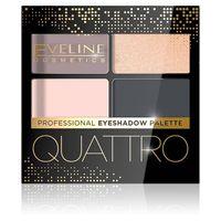 Quattro Professional Eyeshadow Palette paletka cieni do powiek 02 7.2g